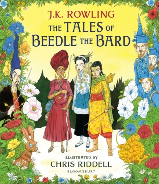 THE TALES OF BEEDLE THE BARD : ILLUSTRATED EDITION