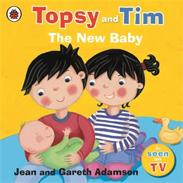 TOPSY AND TIM - THE NEW BABY