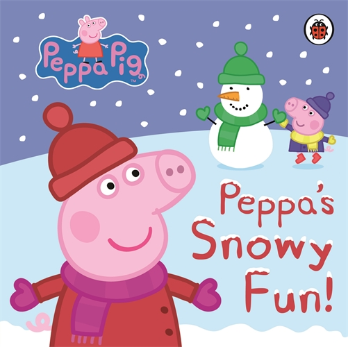 PEPPA'S SNOWY FUN