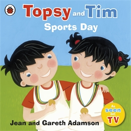 TOPSY AND TIM - SPORTS DAY