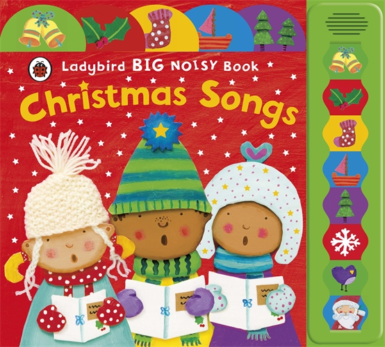 LADYBIRD BIG NOISY BOOK: CHRISTMAS SONGS