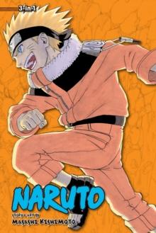 NARUTO (3-IN-1 EDITION), VOL 6