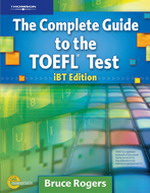 COMPLETE GUIDE TO THE TOEFL TEST IBT EDITION PACK