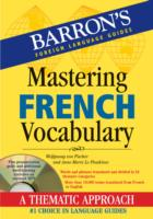 MASTERING FRENCH VOCABULARY & CC MP3