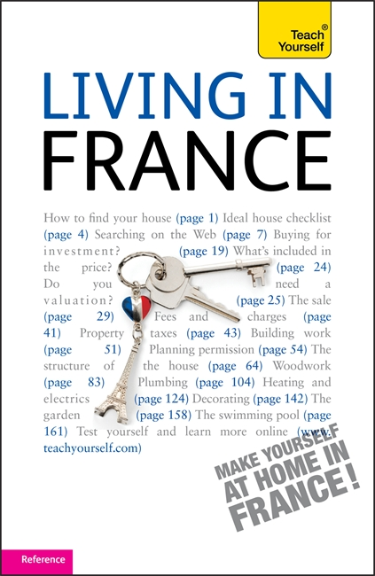 LIVING IN FRANCE: TEACH YOURSELF