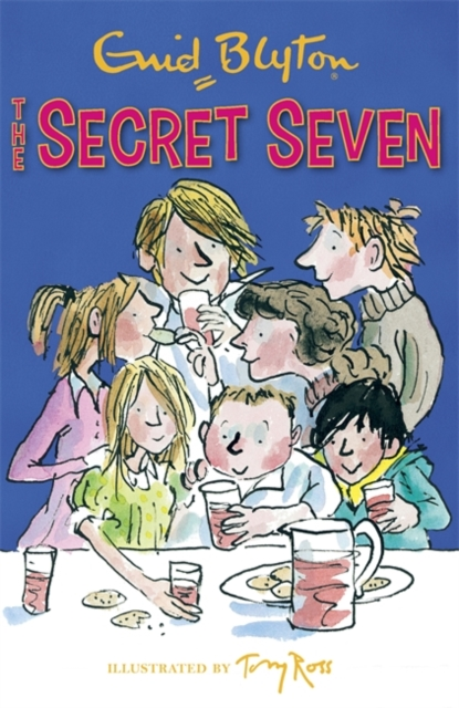 SECRET SEVEN 1