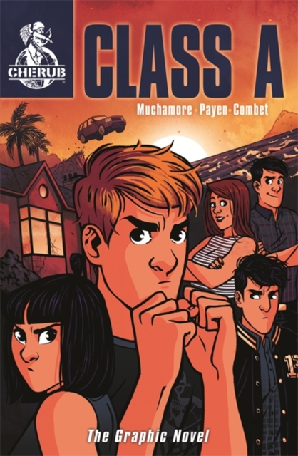 CLASS A: THE GRAPHIC NOVEL
