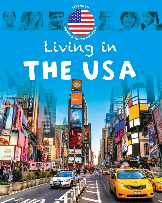 LIVING IN... THE USA