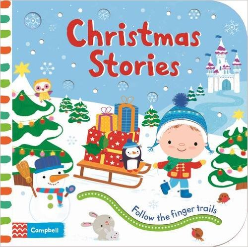 CHRISTMAS STORIES : FOLLOW THE FINGER TRAILS