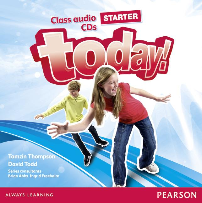 TODAY! STARTER CLASS AUDIO CDS