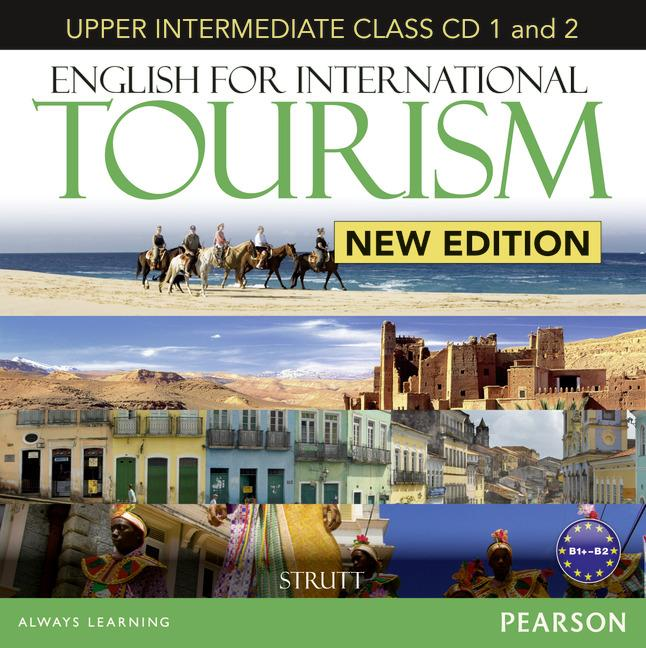 ENGLISH FOR INTERNATIONAL TOURISM UPPER INTERMEDIATE NEW EDITION CLASS AUDIO CD