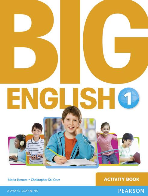 BIG ENGLISH (BRENG) 1 ACTIVITY BOOK