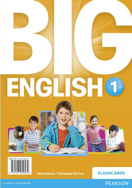 BIG ENGLISH (BRENG) 1 FLASHCARDS