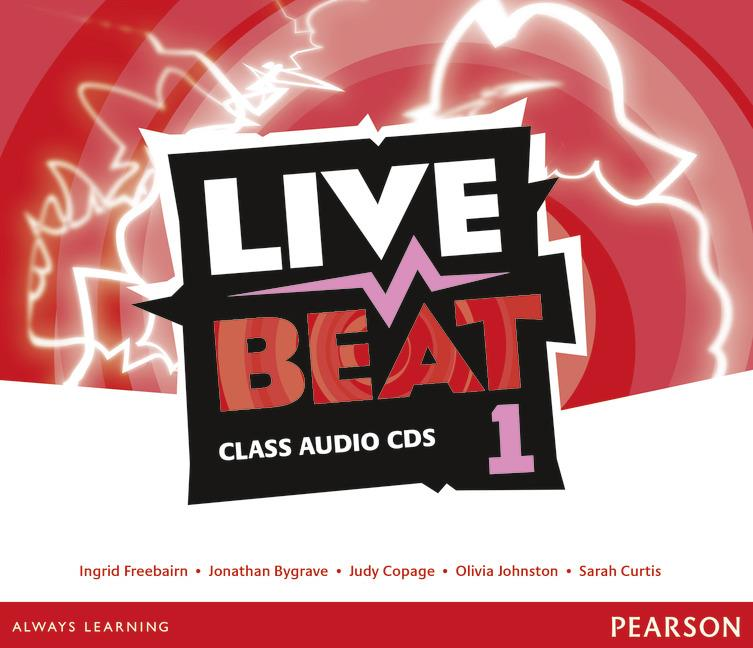 LIVE BEAT 1 CLASS AUDIO CDS