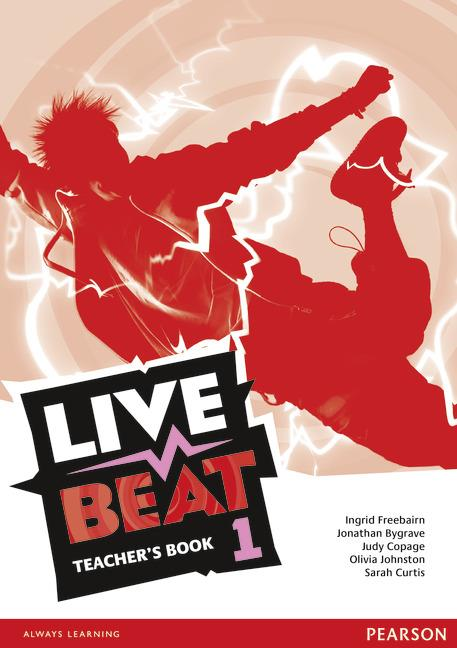 LIVE BEAT 1 TEACHER'S BOOK