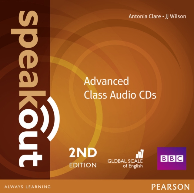 SPEAKOUT 2ND EDITION ADVANCED CLASS CDS (2)