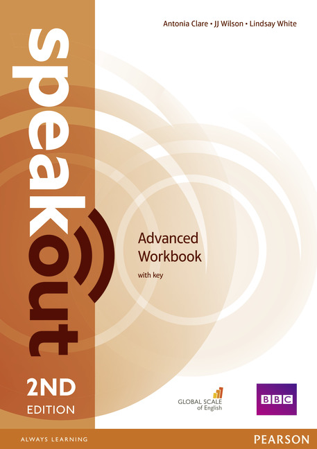 SPEAKOUT 2ND EDITION ADVANCED WORKBOOK WITH KEY