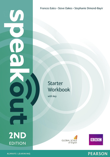 SPEAKOUT 2ND EDITION STARTER WORKBOOK WITH KEY