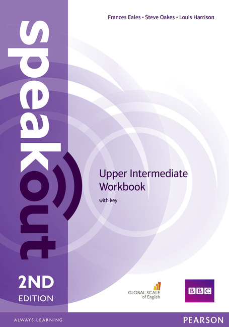 SPEAKOUT 2ND EDITION UPPER INTERMEDIATE WORKBOOK WITH KEY