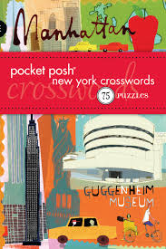 POCKET POSH NEW YORK CROSSWORDS