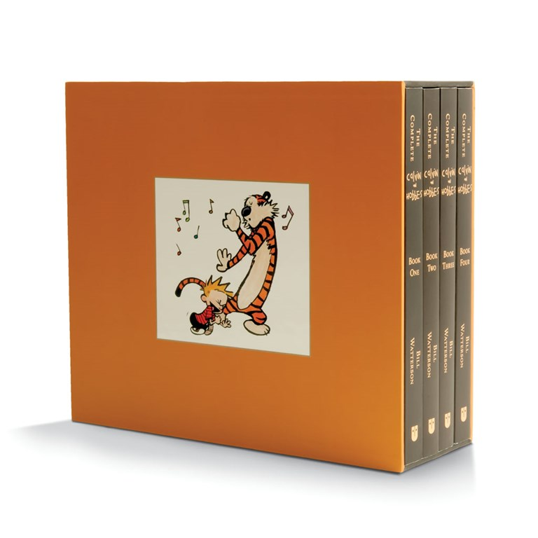 COMPLETE CALVIN AND HOBBES (PAPERBACK EDITION)