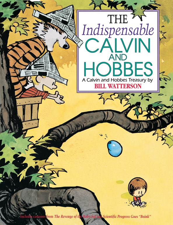 INDISPENSABLE CALVIN AND HOBBES, THE