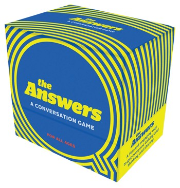 ANSWERS : A CONVERSATION GAME