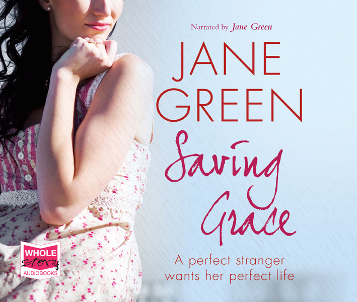 AUDIOBOOK - SAVING GRACE