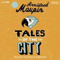 AUDIOBOOK - TALES OF THE CITY (UNABRIDGED)