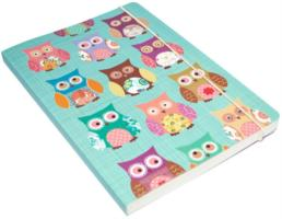 OWLS A5 NOTEBOOK