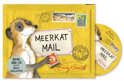 MEERKAT MAIL & AUDIO CD