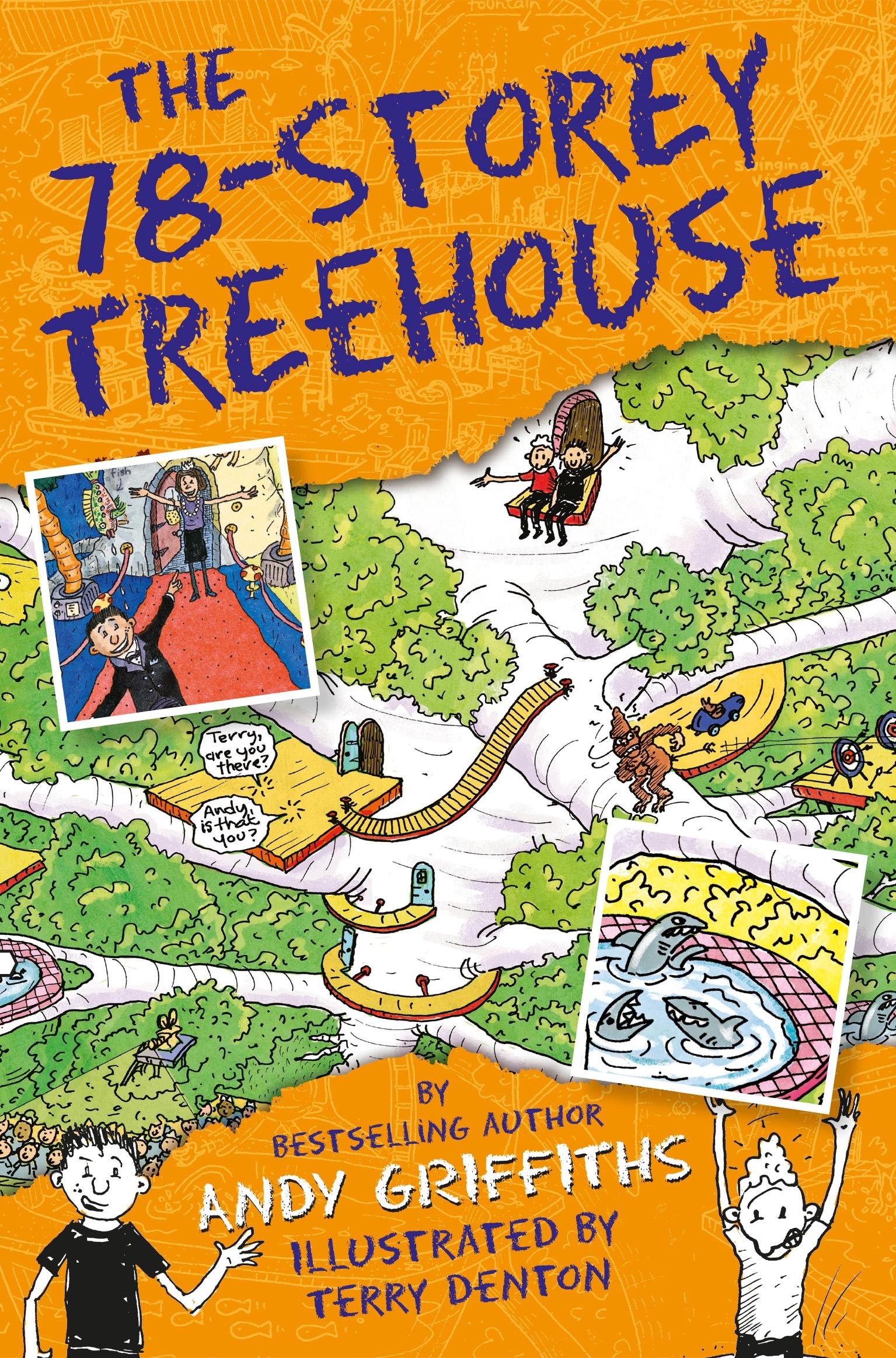 78-STOREY TREEHOUSE, THE