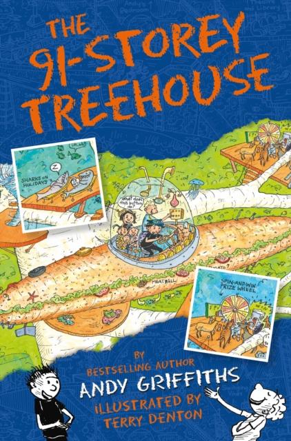 91-STOREY TREEHOUSE, THE