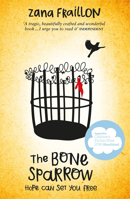 BONE SPARROW, THE