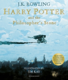 HARRY POTTER AND THE PILOSOPHER'S STONE: ILLUSTRATED EDITION