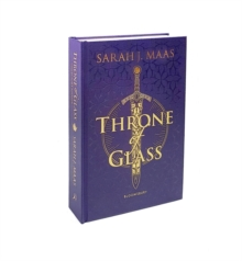 THRONE OF GLASS COLLECTOR'S EDITION : 1