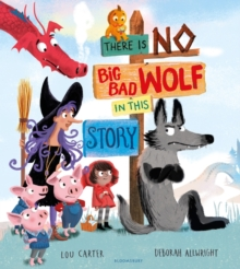 THERE IS NO BAD WOLF IN THIS STORY
