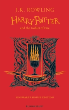HARRY POTTER AND THE GOBLET OF FIRE: GRYFFINDOR