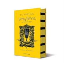 HARRY POTTER AND THE GOBLET OF FIRE: HUFFLEPUFF EDITION