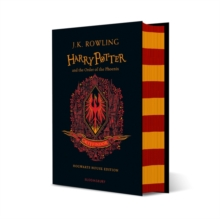 HARRY POTTER AND THE ORDER OF THE POENIX - GRYFFINDOR EDITION