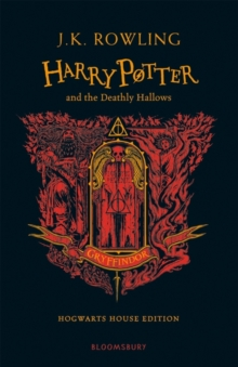 HARRY POTTER AND THE DEATHLY HALLOWS GRYFFINDOR EDITION