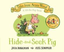 HIDE AND SEEK PIG