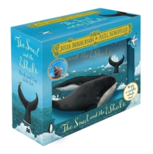 THE SNAIL AND THE WHALE : BOOK AND TOY GIFT SET