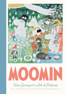 MOOMIN PULL-OUT PRINTS : TOVE JANSSON'S ART