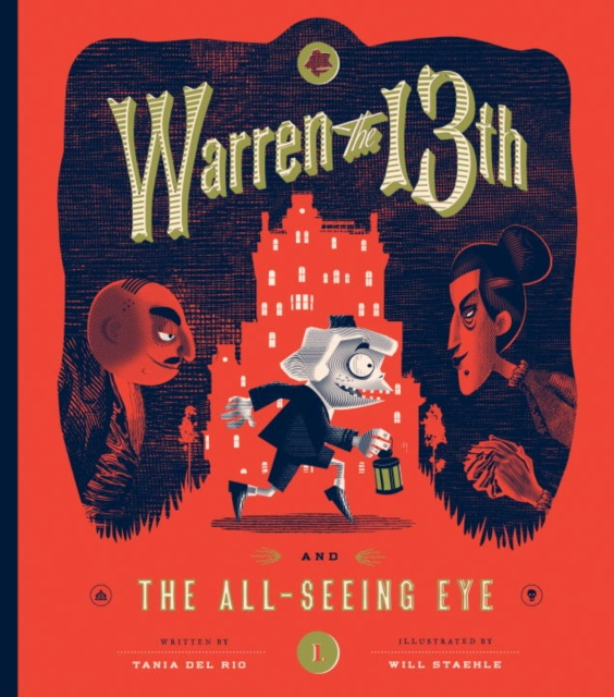 WARREN THE 13TH: THE ALL SEEING EYE