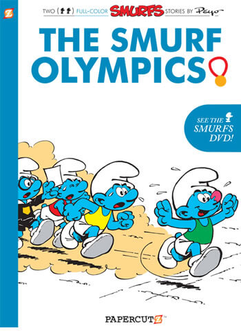 THE SMURF OLYMPICS (THE SMURFS #11)