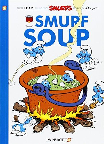 SMURF SOUP (THE SMURFS #13)