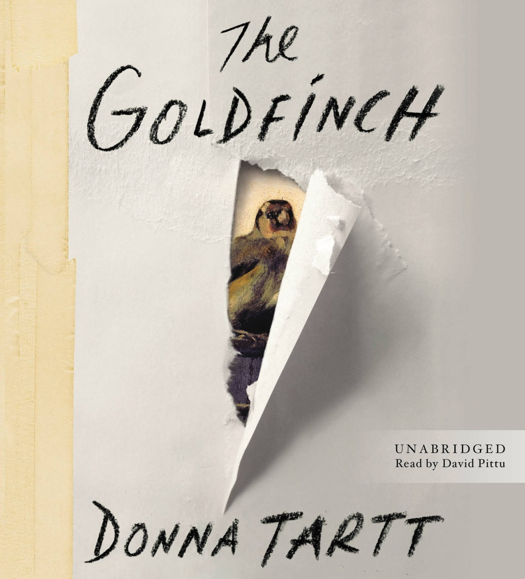 AUDIOBOOK - THE GOLDFINCH (UNABRIDGED)
