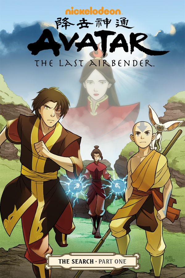 AVATAR: THE LAST AIRBENDER THE SEARCH 1