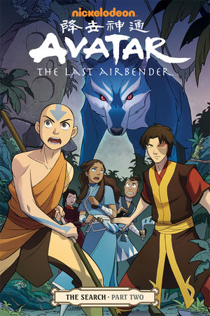 AVATAR: THE LAST AIRBENDER THE SEARCH 2